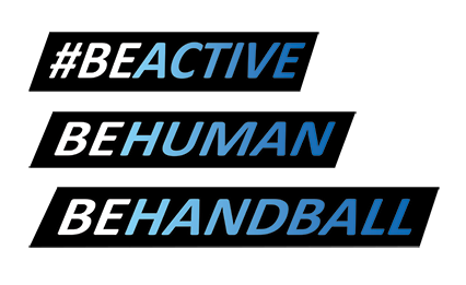 BeActiveBeHumanBeHandball